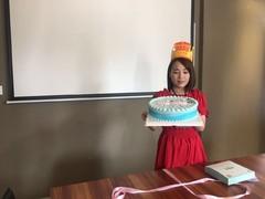 上海波涛装饰 家人生日
