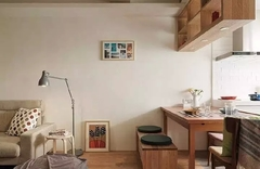 木梳弄小区现代简约装修案例
