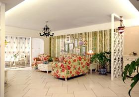 龍記翡翠城裝修設計案例