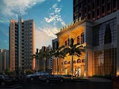 淮南市凯斯勒国际大酒店其他装修案例