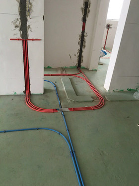 奧城花園水電裝修設計案例