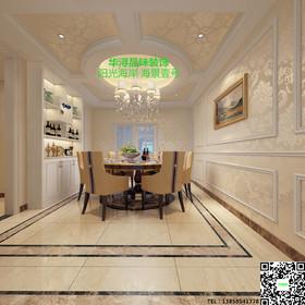 滨江阳光海岸装修设计案例