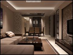 宝善公寓现代简约装修案例