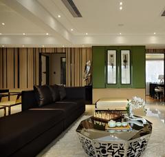 海棠公寓现代简约装修案例