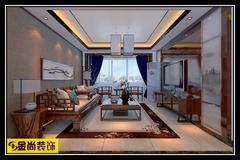 泰悦·赫府中式风格装修案例