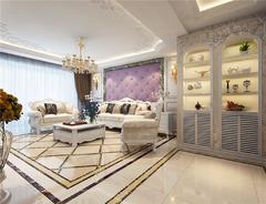 中央香榭欧式风格装修案例