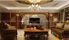 古典美式雅居美式风格装修案例