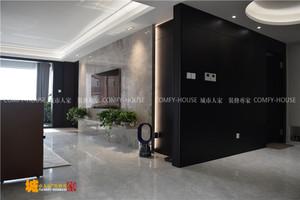 济南240㎡现代简约装修效果图