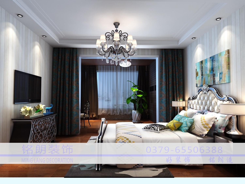 瑞都公寓欧式风格装修效果图