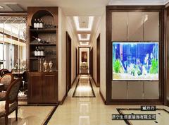 锦绣城欧式风格装修案例