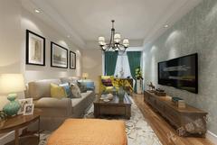 六合家园美式风格装修案例