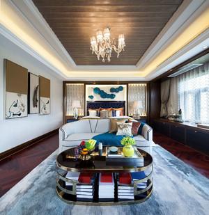 扬州260㎡美式风格装修效果图