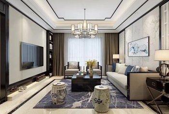 中式现代-新港天城