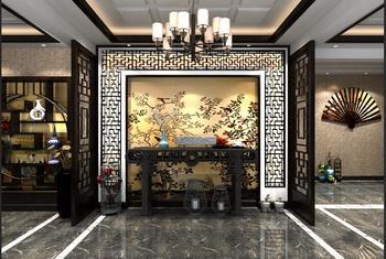 中式现代-苏府别墅