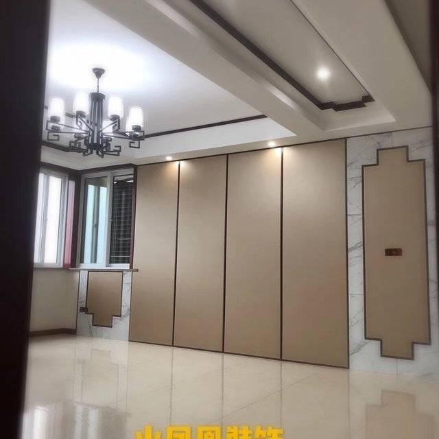 宁浦冠城140㎡普通户型中式风格装修案例