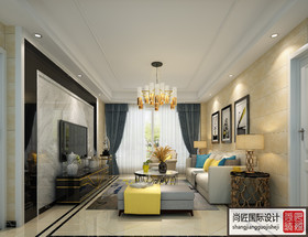 银泰城装修设计案例