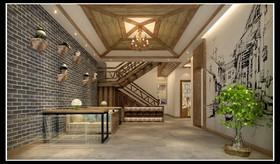 南莊坪湯家民宿客棧裝修設計案例