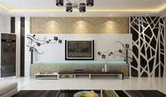 尚枫澜湾美式风格装修案例