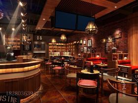 小酒吧裝修設計案例