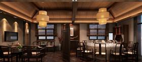 餐飲店裝修設計案例