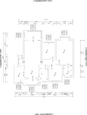 济南125㎡现代简约装修效果图