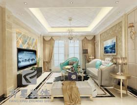 博威·江南明珠苑装修设计案例