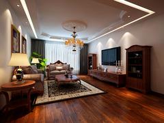 复地海上海中式风格装修案例