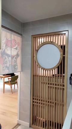 九龙湾花园混搭风格装修案例