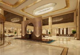 平頂山溫德姆酒店裝修設計案例