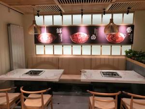 济南500㎡中式风格装修效果图