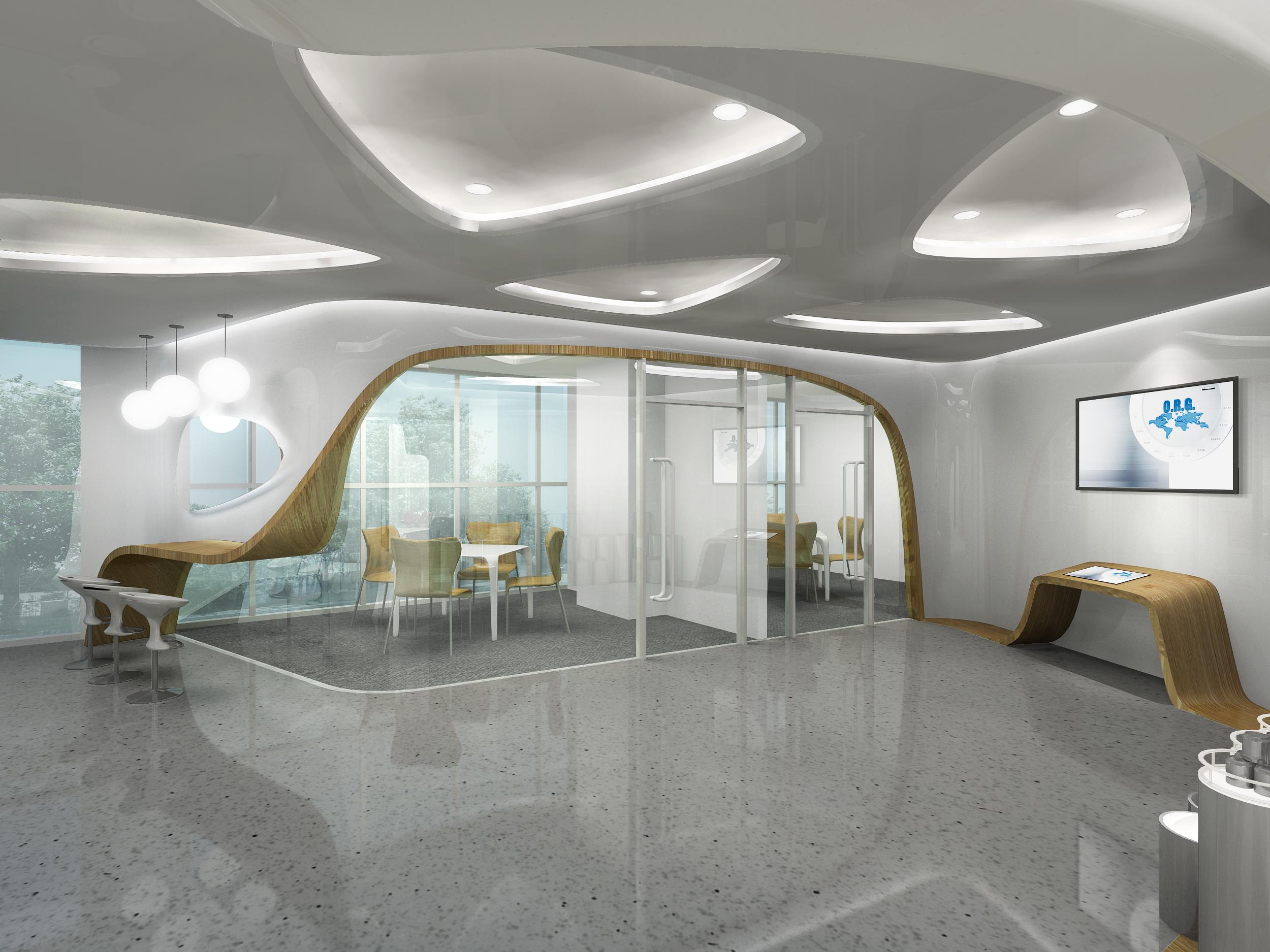 办公北京华彬国际大厦其他装修效果图