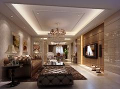 世纪家园欧式风格装修案例