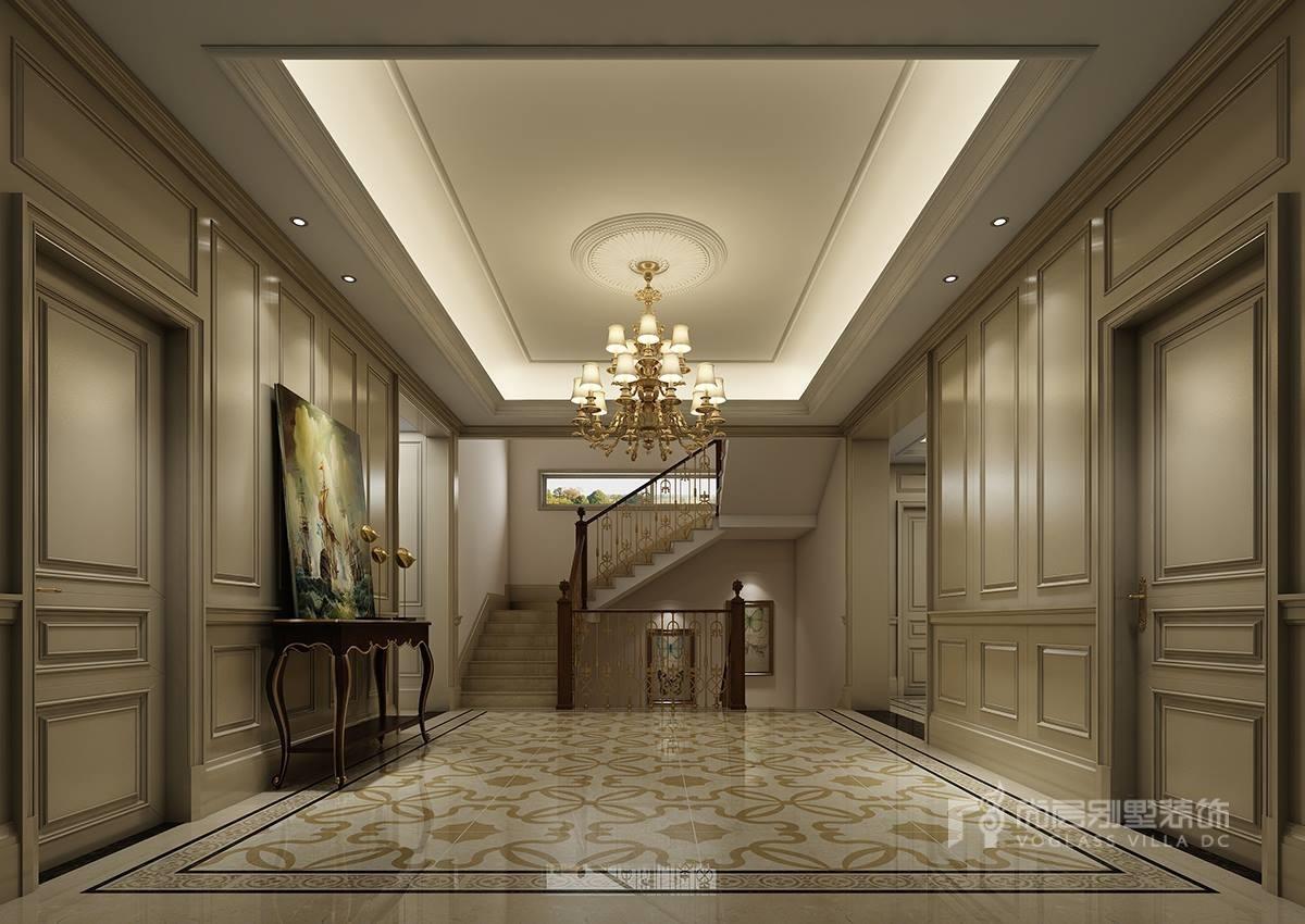 中铁阅山湖别墅--法式风格其他装修效果图