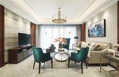 王家湾中央生活区中央之星SOHO古典风格装修案例