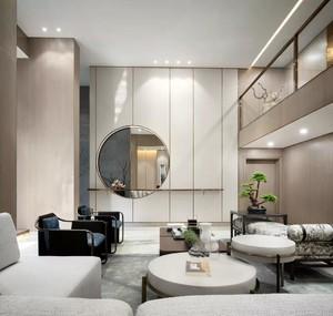 重庆150㎡欧式风格装修效果图