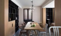 现代风格三居室,触手可及的幸福感