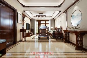 济南180㎡现代简约装修效果图