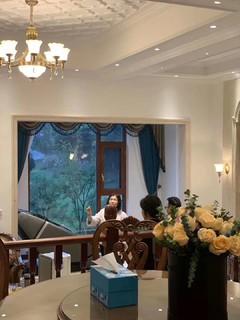 庆隆南山高尔夫美式风格88真人平台案例
