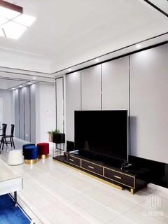 东城豪庭现代简约装修案例