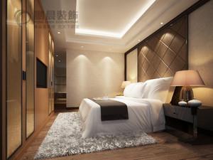 芜湖129㎡现代简约装修效果图