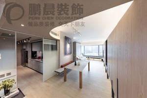 芜湖109㎡现代简约装修效果图