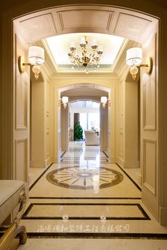 三玉别墅美式风格装修案例