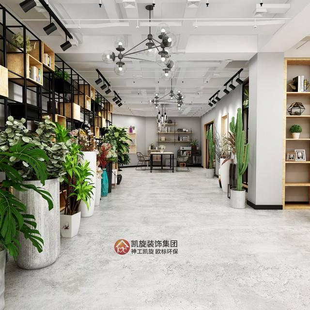 花藝店120㎡其他裝修案例
