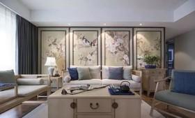 紫南家园装修设计案例