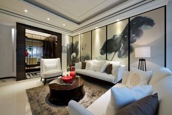 中式现代-银溪苑
