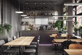 咖啡店裝修設計案例
