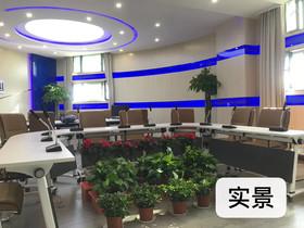 電視臺融媒體中心裝修設計案例