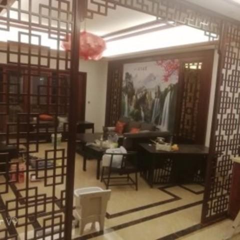 中式现代-蝶湖湾别墅