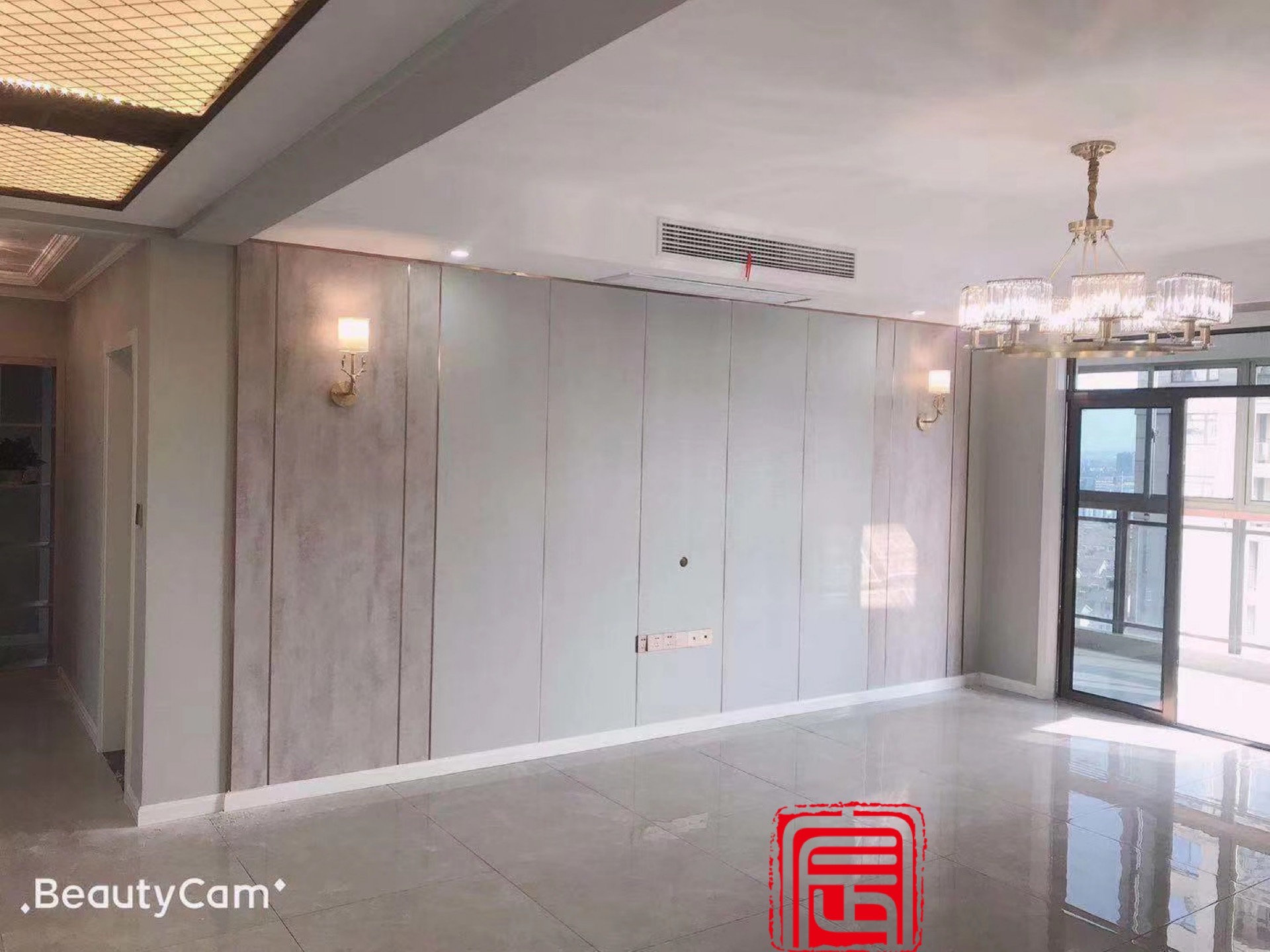 凤鸣湖公寓187平装修案例