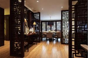 杭州119㎡古典风格装修效果图